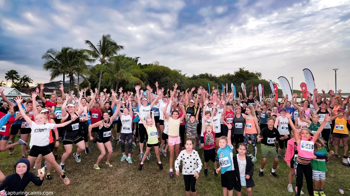 CityRun-Cairns vs Townsville Vs Mackay