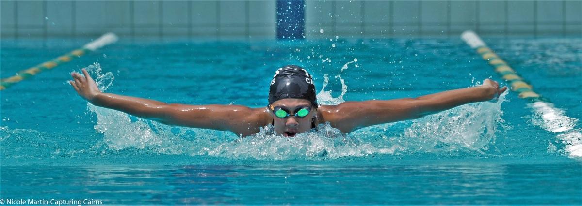 Jacinta Kome-Profiling Cairns Athletes