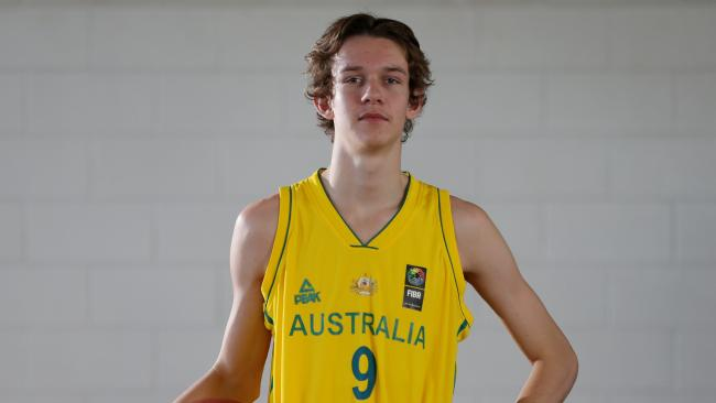 Kody Stattmann Cairns Basketball Prodigy Is Off To The Us